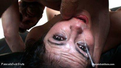 Photo number 15 from Montse Swinger: Slave Mum's Brutal Sodomy shot for Pascals Sub Sluts on Kink.com. Featuring Montse Swinger, Pascal White and Andy Baxter in hardcore BDSM & Fetish porn.