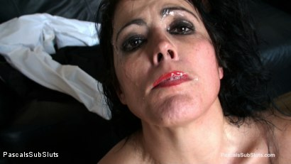 Photo number 17 from Montse Swinger: Slave Mum's Brutal Sodomy shot for Pascals Sub Sluts on Kink.com. Featuring Montse Swinger, Pascal White and Andy Baxter in hardcore BDSM & Fetish porn.
