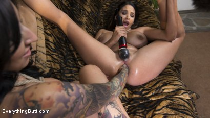 Photo number 27 from Missy Martinez, Anal Rebel ASSault shot for Everything Butt on Kink.com. Featuring Lily Lane and Missy Martinez in hardcore BDSM & Fetish porn.