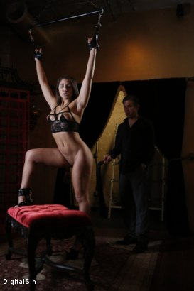 Photo number 11 from Abella Danger - He's In Charge shot for Digital Sin on Kink.com. Featuring Abella Danger and Mick Blue in hardcore BDSM & Fetish porn.