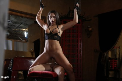 Photo number 16 from Abella Danger - He's In Charge shot for Digital Sin on Kink.com. Featuring Abella Danger and Mick Blue in hardcore BDSM & Fetish porn.
