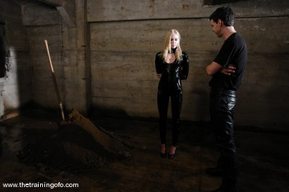 Photo number 14 from The Training of Sarah Jane Ceylon, Day Four shot for The Training Of O on Kink.com. Featuring Sarah Jane Ceylon and TJ Cummings in hardcore BDSM & Fetish porn.