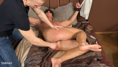 Photo number 8 from Bradley Cook - SPANKING shot for Str8Hell on Kink.com. Featuring Bradley Cook and Borek Sokol in hardcore BDSM & Fetish porn.