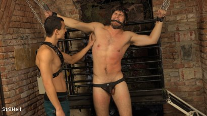Photo number 1 from Viktor Burek - SPANKING shot for Str8Hell on Kink.com. Featuring Romi Zuska and Viktor Burek in hardcore BDSM & Fetish porn.