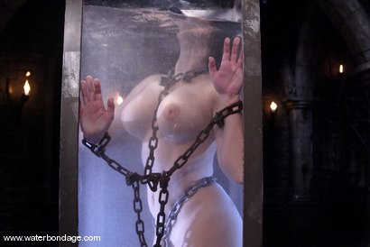 Photo number 14 from Waterbondage Exclusive!   Aria Giovanni is here! shot for Water Bondage on Kink.com. Featuring Aria Giovanni and Isis Love in hardcore BDSM & Fetish porn.