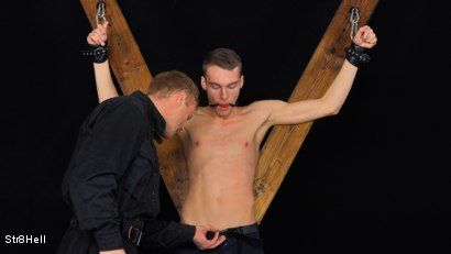 Photo number 1 from Josef, Petr and Tom RAW - AIRPORT SECURITY shot for Str8Hell on Kink.com. Featuring Josef Houska, Petr Maslak and Tom Vojak in hardcore BDSM & Fetish porn.
