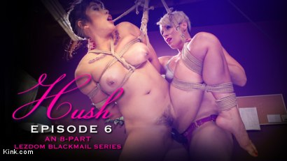 HUSH Ep 6: Mia Li Likes It All A Little Too Much