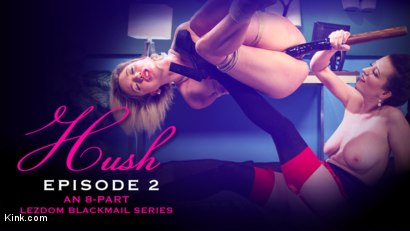 HUSH Ep 2: Cherry Torn Breaks In The New Girl Eliza Jane