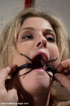 Photo number 5 from Fayth Deluca shot for Water Bondage on Kink.com. Featuring Fayth Deluca in hardcore BDSM & Fetish porn.
