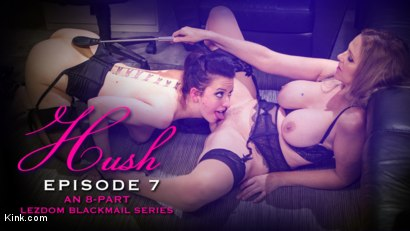 HUSH Ep 7: Julia Ann Takes Down Cherry Torn With Corrective Discipline