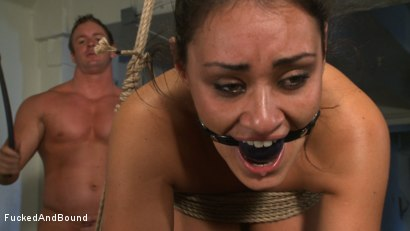 Photo number 15 from Bondage Vendetta Inflicted On Charley Chase shot for Fucked and Bound on Kink.com. Featuring Charley Chase and TJ Cummings in hardcore BDSM & Fetish porn.