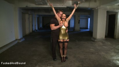 Photo number 1 from Bondage Vendetta Inflicted On Charley Chase shot for Fucked and Bound on Kink.com. Featuring Charley Chase and TJ Cummings in hardcore BDSM & Fetish porn.