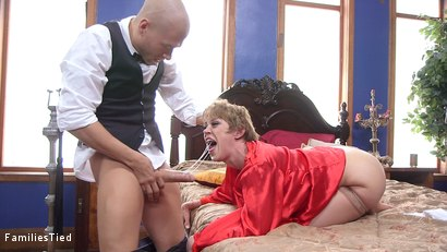 Photo number 14 from Improving Mommy's Spoiled Step Daughter's Failing Grades shot for  on Kink.com. Featuring Xander Corvus, Dee Williams and Eliza Jane in hardcore BDSM & Fetish porn.