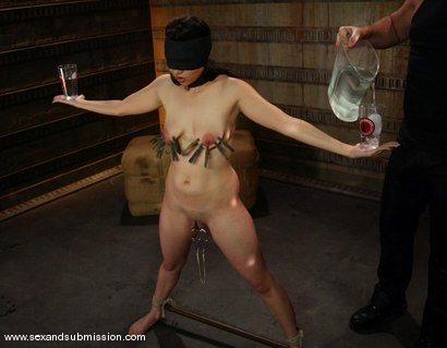 Photo number 9 from LieLani shot for Sex And Submission on Kink.com. Featuring Mark Davis and LieLani in hardcore BDSM & Fetish porn.