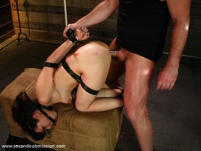 Photo number 13 from LieLani shot for Sex And Submission on Kink.com. Featuring Mark Davis and LieLani in hardcore BDSM & Fetish porn.
