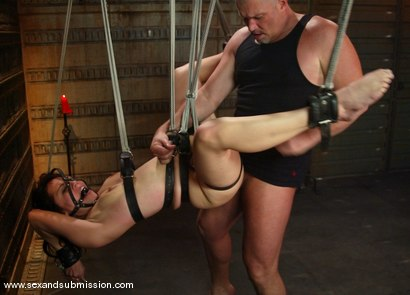 Photo number 14 from LieLani shot for Sex And Submission on Kink.com. Featuring Mark Davis and LieLani in hardcore BDSM & Fetish porn.