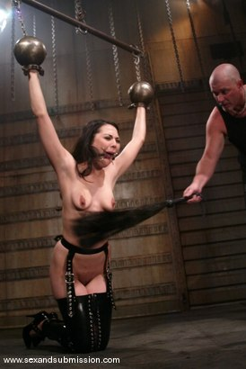 Photo number 6 from LieLani shot for Sex And Submission on Kink.com. Featuring Mark Davis and LieLani in hardcore BDSM & Fetish porn.