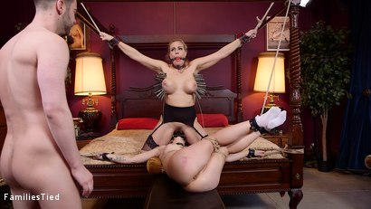 Photo number 24 from Squirting Step-Daughter Punish Fucked shot for  on Kink.com. Featuring Seth Gamble, Angel Allwood and Zoey Monroe in hardcore BDSM & Fetish porn.