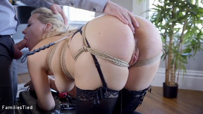 Photo number 7 from Avi's Anal Training with her Sadistic Step Family shot for  on Kink.com. Featuring Avi Love , Jessica Ryan and Tommy Pistol in hardcore BDSM & Fetish porn.