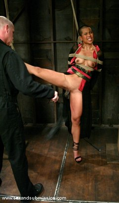 Photo number 1 from Max Mikita shot for Sex And Submission on Kink.com. Featuring Mark Davis and Max Mikita in hardcore BDSM & Fetish porn.
