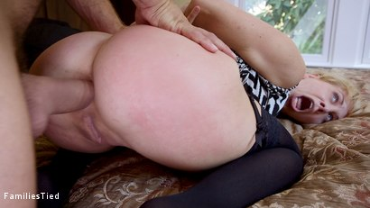 Photo number 19 from 19 year Old Slut Teaches Anal Fiance How to Serve Daddy shot for  on Kink.com. Featuring Ramon Nomar, Cherie DeVille and Gina Valentina in hardcore BDSM & Fetish porn.