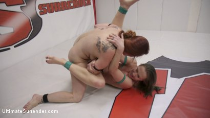 Photo number 7 from Lightweight Semi Finals with Bella Rossi and Cheyenne Jewel shot for Ultimate Surrender on Kink.com. Featuring Cheyenne Jewel and Bella Rossi in hardcore BDSM & Fetish porn.