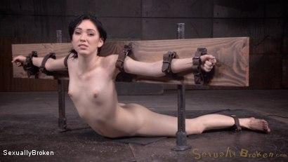 Hassie recommends Platform sandal femdom bondage