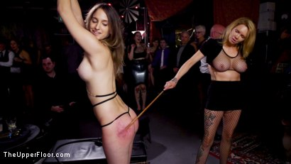 Photo number 12 from Masochistic Anal Sluts Stuffed With Cock at Holiday Ball shot for The Upper Floor on Kink.com. Featuring Aiden Starr, Owen Gray, Maya Kendrick and Nikki Darling in hardcore BDSM & Fetish porn.