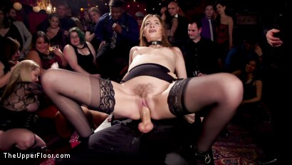 Photo number 21 from Masochistic Anal Sluts Stuffed With Cock at Holiday Ball shot for The Upper Floor on Kink.com. Featuring Aiden Starr, Owen Gray, Maya Kendrick and Nikki Darling in hardcore BDSM & Fetish porn.