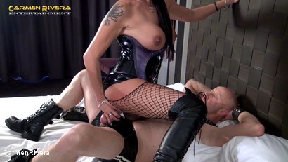 "Photo number 14 from Cuckold 666: Chapter One shot for Carmen Rivera on Kink.com. Featuring Carmen Rivera, Miss Roxxy, Mister P. and Chris ""Schock"" Cock in hardcore BDSM & Fetish porn."