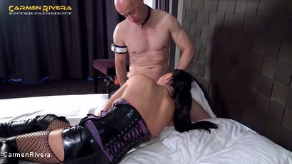 "Photo number 6 from Cuckold 666: Chapter One shot for Carmen Rivera on Kink.com. Featuring Carmen Rivera, Miss Roxxy, Mister P. and Chris ""Schock"" Cock in hardcore BDSM & Fetish porn."