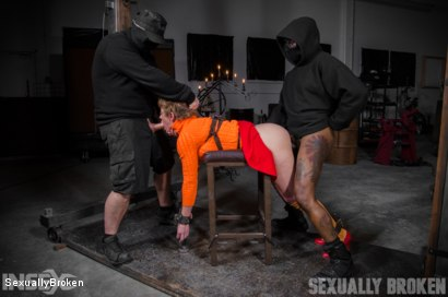 Photo number 11 from Scooby Doo Parody Bondage and Rough Sex Feature shot for Sexually Broken on Kink.com. Featuring Dee Williams, Jack Hammer and Matt Williams in hardcore BDSM & Fetish porn.