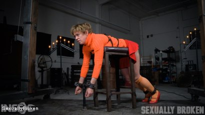 Photo number 9 from Scooby Doo Parody Bondage and Rough Sex Feature shot for Sexually Broken on Kink.com. Featuring Dee Williams, Jack Hammer and Matt Williams in hardcore BDSM & Fetish porn.