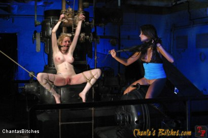 Photo number 25 from Painful Reminders shot for Chantas Bitches on Kink.com. Featuring Rain DeGrey and Nika Noire in hardcore BDSM & Fetish porn.
