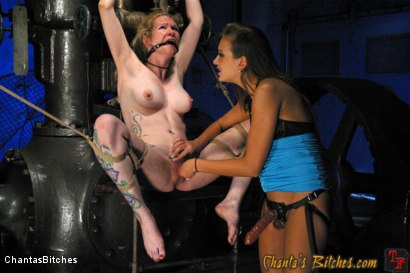 Photo number 20 from Painful Reminders shot for Chantas Bitches on Kink.com. Featuring Rain DeGrey and Nika Noire in hardcore BDSM & Fetish porn.