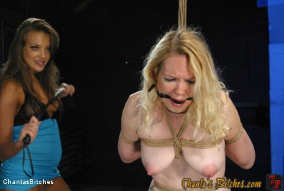 Photo number 5 from Painful Reminders shot for Chantas Bitches on Kink.com. Featuring Rain DeGrey and Nika Noire in hardcore BDSM & Fetish porn.