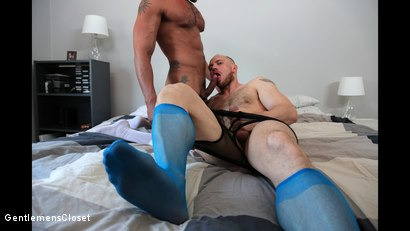 Photo number 13 from Silhouette  shot for Gentlemens Closet on Kink.com. Featuring John Magnum and Angelo Marconi in hardcore BDSM & Fetish porn.