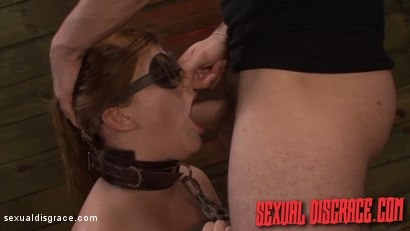 Photo number 14 from Kayleigh Nichole's First Slave Training Session Goes Well shot for Sexual Disgrace on Kink.com. Featuring  in hardcore BDSM & Fetish porn.