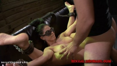 Photo number 6 from Jasmine Caro Wasn't Prepared for Such Disgrace shot for Sexual Disgrace on Kink.com. Featuring Jasmine Caro and James Kickstand in hardcore BDSM & Fetish porn.