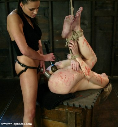 Photo number 12 from Nikki Nievez and Fayth Deluca shot for Whipped Ass on Kink.com. Featuring Nikki Nievez and Fayth Deluca in hardcore BDSM & Fetish porn.