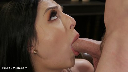 Photo number 12 from Chanel Santini Fucks Her Sex Therapist shot for TS Seduction on Kink.com. Featuring Chanel Santini and Pierce Paris in hardcore BDSM & Fetish porn.