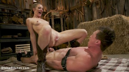 Photo number 9 from Rancher Mona Wales Breeds New Beefcake Pierce Paris shot for Divine Bitches on Kink.com. Featuring Mona Wales and Pierce Paris in hardcore BDSM & Fetish porn.
