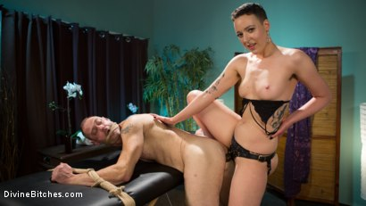 Lilith Luxe Pounds The Stress Out Of Her Whiny Little Client D Arclyte