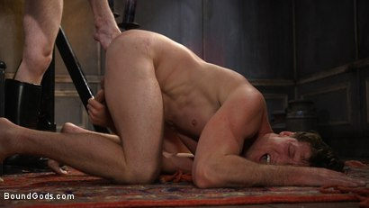 Photo number 6 from Sore Loser: Muscle stud Pierce Paris Gets Beat and Foot-Fucked shot for Bound Gods on Kink.com. Featuring Sebastian Keys and Pierce Paris in hardcore BDSM & Fetish porn.