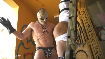 Photo number 4 from Bound For Sodom: Part 2 shot for Bound Gods on Kink.com. Featuring Draven Navarro and Pierce Paris in hardcore BDSM & Fetish porn.