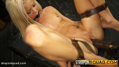 Photo number 12 from Halle Von Loves Lesbian Domination & Foot Worship with Marina Angel shot for Strapon Squad on Kink.com. Featuring Halle Von and Marina Angel in hardcore BDSM & Fetish porn.