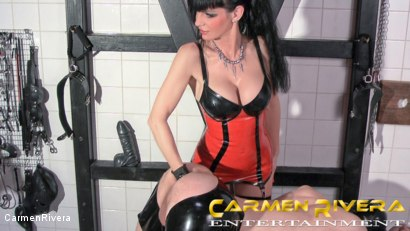 Photo number 5 from Das Schleimloch: Chapter Two shot for Carmen Rivera on Kink.com. Featuring Carmen Rivera, Lady Sahara and Arsch Krater in hardcore BDSM & Fetish porn.