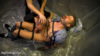 Photo number 6 from Converted Ex-Gay Edged to Cock-Loving Confession! shot for Men On Edge on Kink.com. Featuring Sean Maygers in hardcore BDSM & Fetish porn.