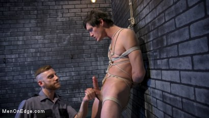 Photo number 9 from New Boy Tony Orlando Endurance Tickling and Teased to Ecstasy shot for Men On Edge on Kink.com. Featuring Tony Orlando in hardcore BDSM & Fetish porn.