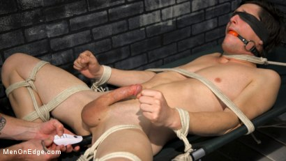 Photo number 17 from New Boy Tony Orlando Endurance Tickling and Teased to Ecstasy shot for Men On Edge on Kink.com. Featuring Tony Orlando in hardcore BDSM & Fetish porn.